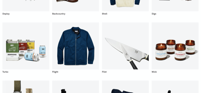 Bespoke Post March 2020 Selection Time & Coupon