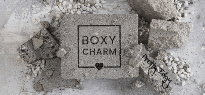 BOXYCHARM March 2020 FULL Spoilers + Coupon!