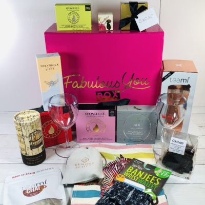 Fabulous YOU Box February 2020 Review + Coupon!