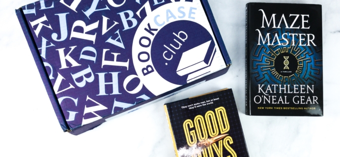 BookCase.Club March 2020 Subscription Box Review & Coupon – STRANGE WORLDS