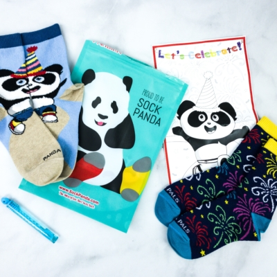Panda Pals February 2020 Subscription Review + Coupon