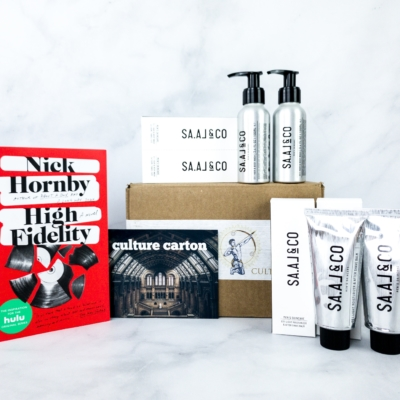 Culture Carton February 2020 Subscription Box Review + Coupon