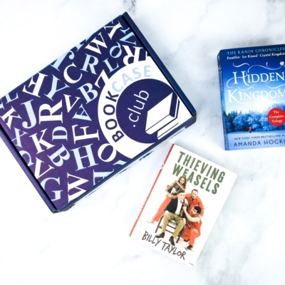 BookCase.Club March 2020 Subscription Box Review & Coupon – TEENAGE DREAMS