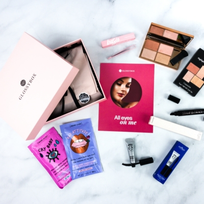 GLOSSYBOX March 2020 Subscription Box Review + Coupon