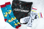 Loot Socks by Loot Crate September 2019 Subscription Box Review & Coupon