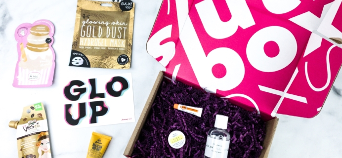 Slutbox by Amber Rose January 2020 Subscription Box Review & Coupon {NSFW}