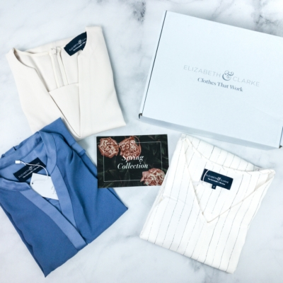 Elizabeth & Clarke Spring 2020 Subscription Box Review + Coupon