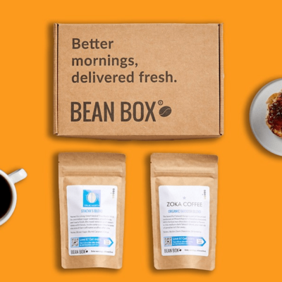 Bean Box Coffee Sale: First Box For $5!