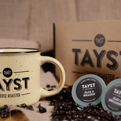 Tayst Coffee Coupon: Get 25% Off + FREE Mug!