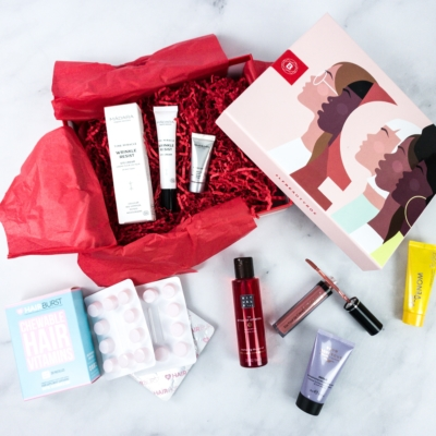 lookfantastic Beauty Box March 2020 Subscription Box Review