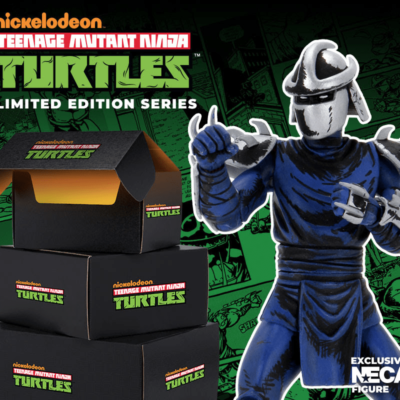 Loot Crate Limited Edition Series Teenage Mutant Ninja Turtles Crates Available Now!