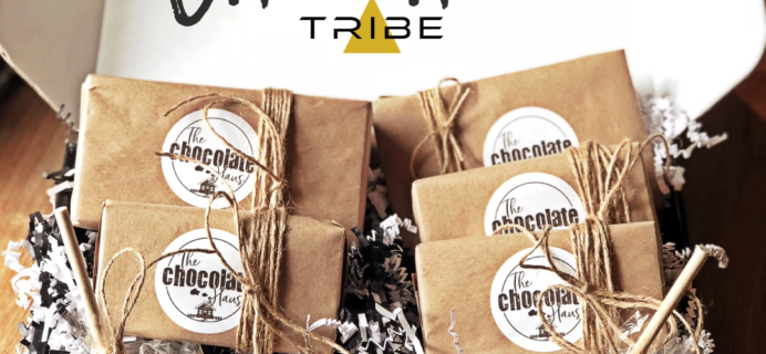 The Chocoholic Tribe – Review? Gourmet Chocolate Subscription!