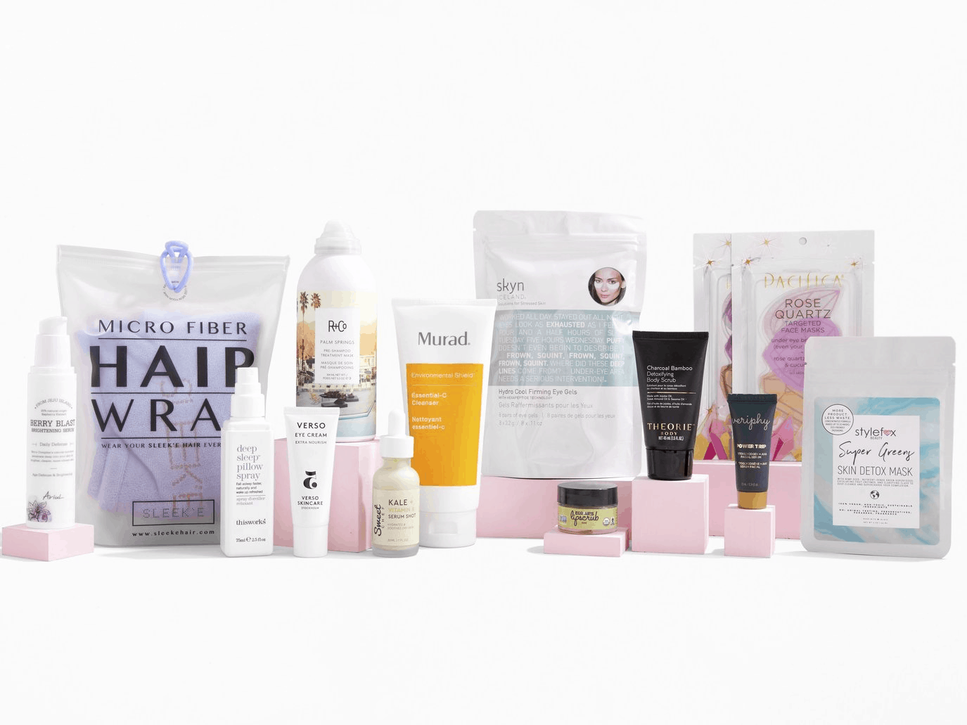 Ipsy Haul Self Care Faves Kit Available Now!