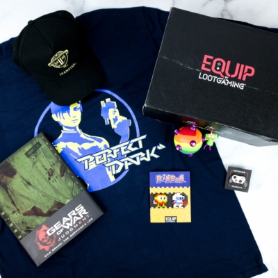 Equip by Loot Gaming February 2020 Subscription Box Review  – CELESTIAL