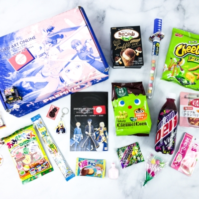 Japan Crate March 2020 Subscription Box Review + Coupon
