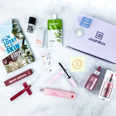 JoahBox March 2020 Subscription Box Review