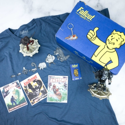 Loot Crate Fallout Crate February 2020 Review + Coupon