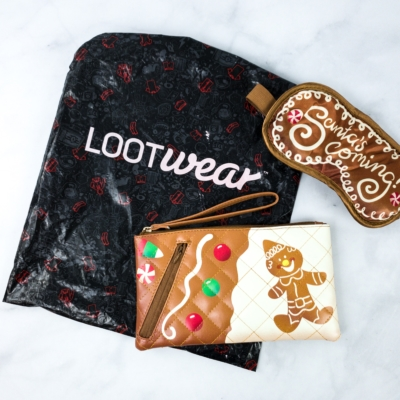 Loot For Her Subscription by Loot Crate December 2019 Review & Coupon