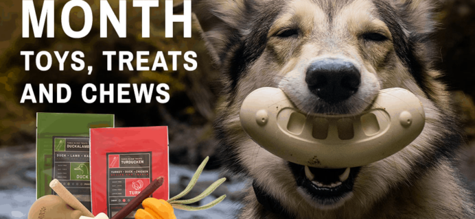 BarkBox Super Chewer Coupon: FREE Extra Month!
