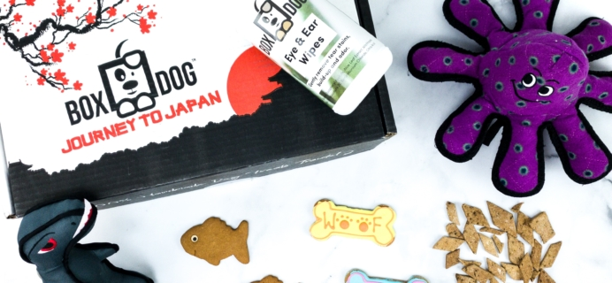 BoxDog Spring 2020 Subscription Box Review + Coupon