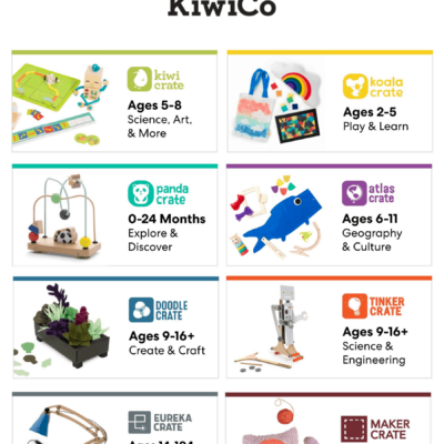 KiwiCo Sale: Save 15% Off EVERYTHING!