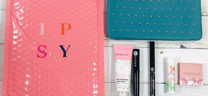 Ipsy Glam Bag March 2020 Review