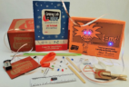 Groovy Lab In A Box: STEM Box for Kids Age 8 and Above!