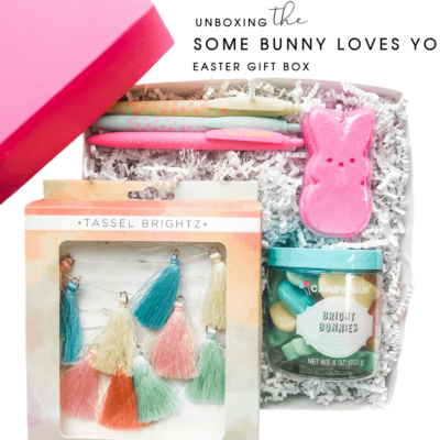 STRONG self(ie) Box Limited Edition Easter Box Available Now!