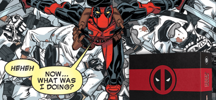 Deadpool Club Merc Summer 2020 Spoiler #1!