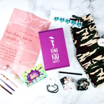 Kind Kid Society March 2020 Subscription Box Review + Coupon