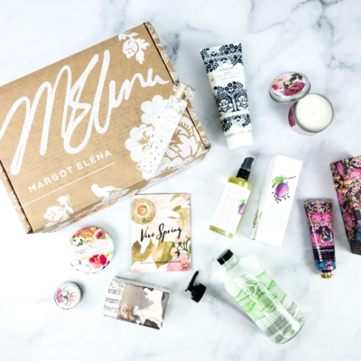 Margot Elena Spring 2020 Discovery Box Review
