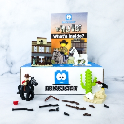 Brick Loot March 2020 Subscription Box Review & Coupon