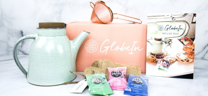GlobeIn Artisan Box Club March 2020 Review + Coupon – INFUSE BOX