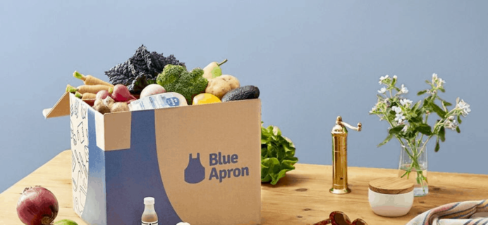 Blue Apron Spring Flash Sale: Get $100 Off!