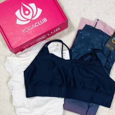 YogaClub Subscription Box Review + Coupon – March 2020