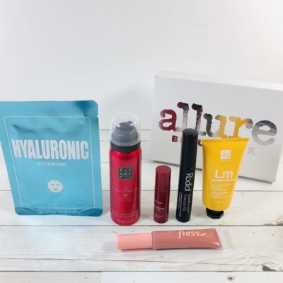 Allure Beauty Box March 2020 Review & Coupon