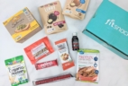 FitSnack January 2020 Subscription Box Review