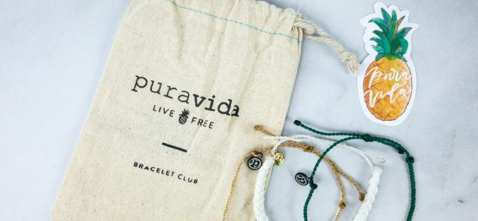 Pura Vida Bracelets Club March 2020 Review + Coupon!