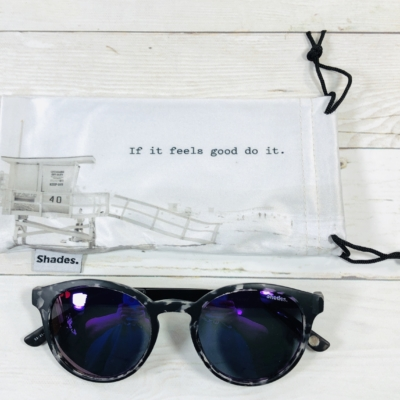 Shades Club March 2020 Subscription Box Review + Coupon