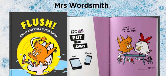 Mrs Wordsmith – Review? Kids Educational Books!