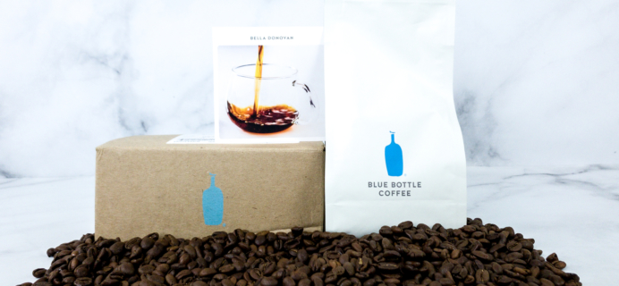 Blue Bottle Coffee March 2020 Review + Free Trial Coupon