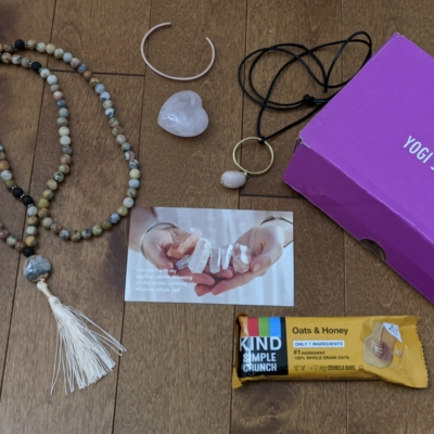 Yogi Surprise Jewelry Box February 2020 Subscription Review + Coupon