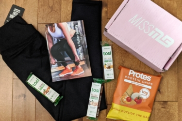 Miss MuscleBox Subscription Box Review + Coupon – March 2020