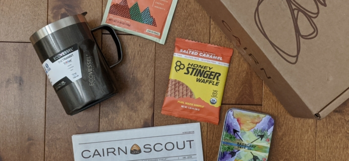 Cairn March 2020 Subscription Box Review + Coupon