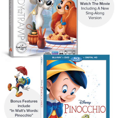 Disney Movie Club April 2020 Selection Time #2 + Coupon!