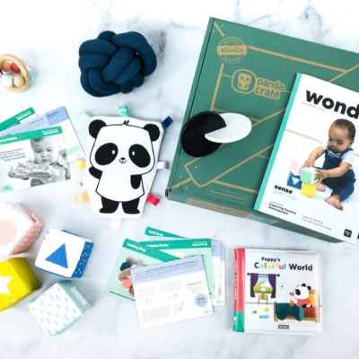Panda Crate Subscription Box Review & Coupon! – SENSE WITH ME