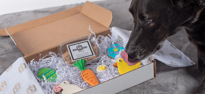 BoxDog Cookie Club Available Now + Coupon!
