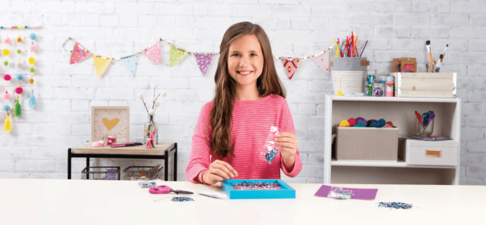 Annie's Creative Girls Club Coupon: Get 80% Off!