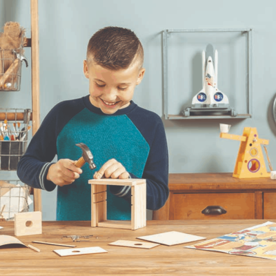 Annie's Young Woodworkers Club – Review? + 50% Off Coupon!