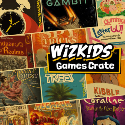 Loot Crate WizKids Games Crate Subscription Available Now!